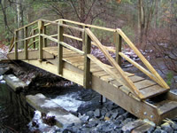 Beaver Brook Footbridge