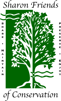 Sharon Friends of Conservation logo